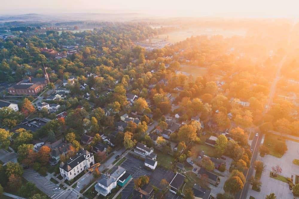 Safe neighborhoods in Hudson, OH